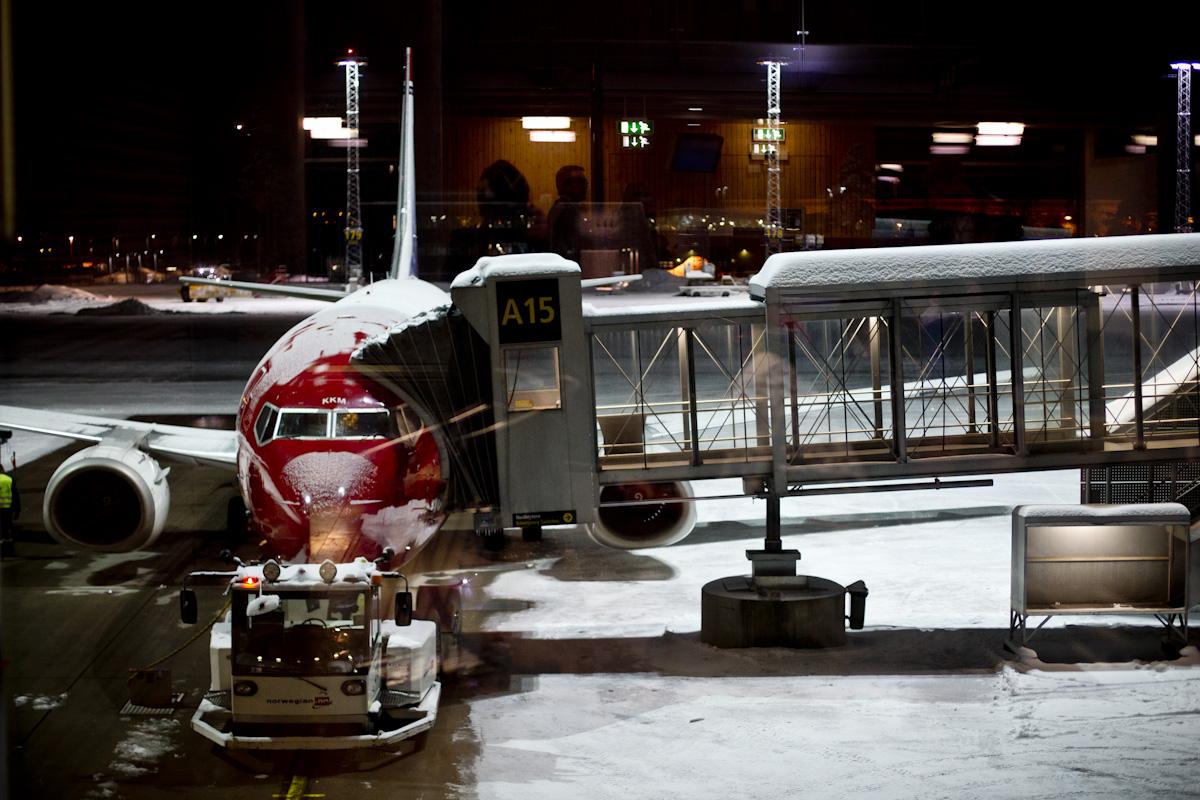5.Un avion