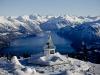 11.Le fjord en contre bas de Stranda