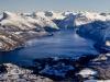 14.Vue panoramique depuis les sommets de Stranda