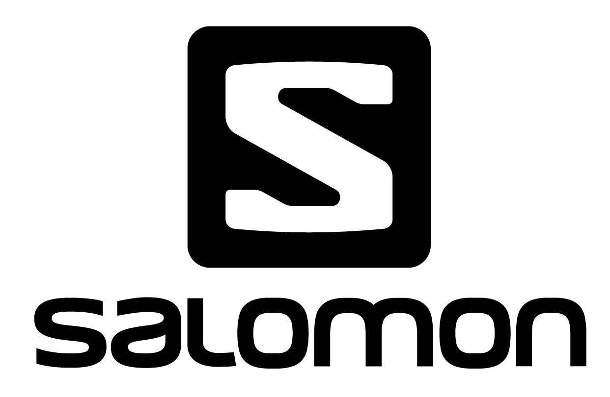 LOGO SALOMON 2013 BLACK