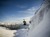 27.Sarah au dessus du Fjord